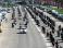 Мотобайкеры Германии прокатились с огнем в память о погибших на дорогах