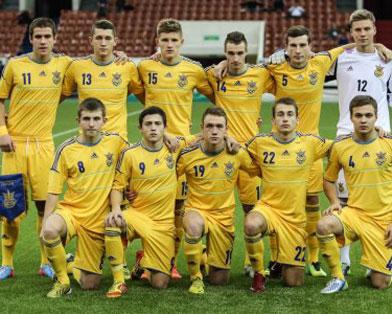 Украинские юноши обыграли чехов на турнире в Словакии