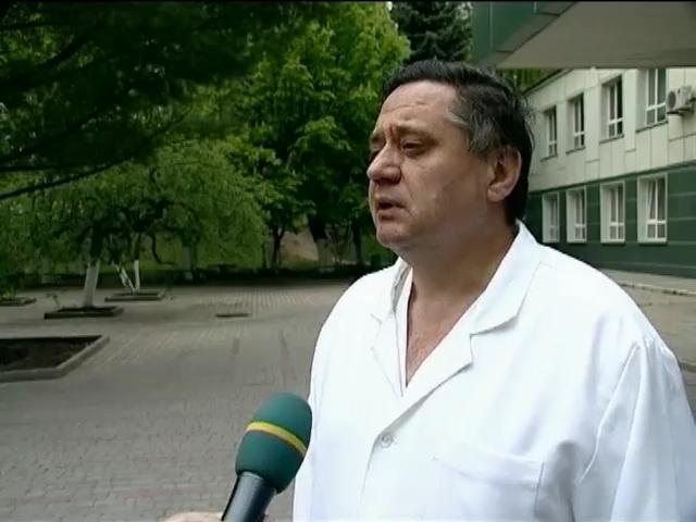 Геннадия Кернеса отправили на лечение в Израиль (видео)