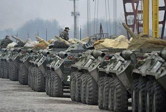 В Госпогранслужбе не увидели отвода войск России от границ