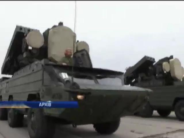 Пограничники не подтвердили отвод российских войск от границ (видео)