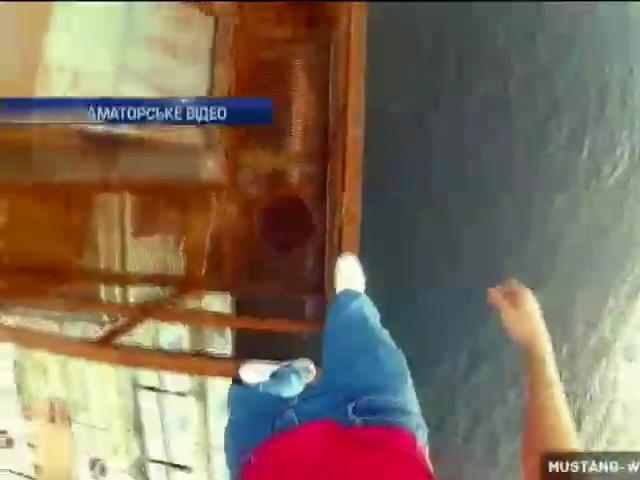 В Украине становится популярной высотная фотография (видео)