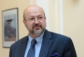 Генсек ОБСЕ Ламберто Заньер прибыл в Киев