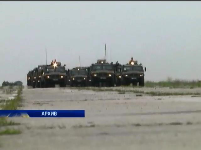 Пограничники не подтверждают отвод российских войск от границ Украины (видео)