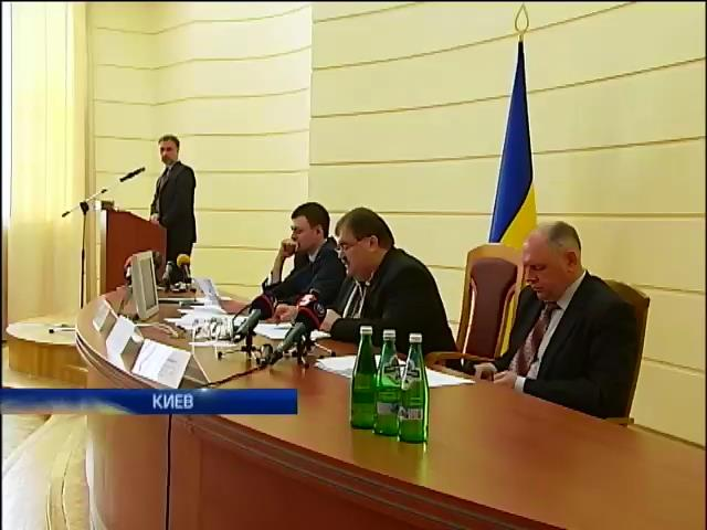Заседание Киевсовета закончилось скандалом (видео)