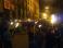 Самооборона Майдана пропустила участников немногочисленного шествия националистов