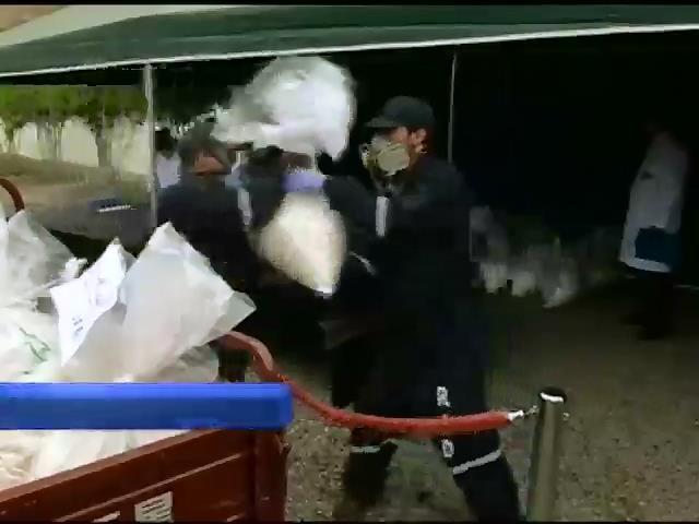 В Перу сожгли 11 тонн кокаина и марихуаны (видео) (видео)