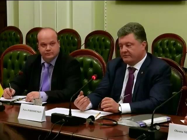Порошенко заверил Совет Европы, что выборы в Украине пройдут в срок (видео)
