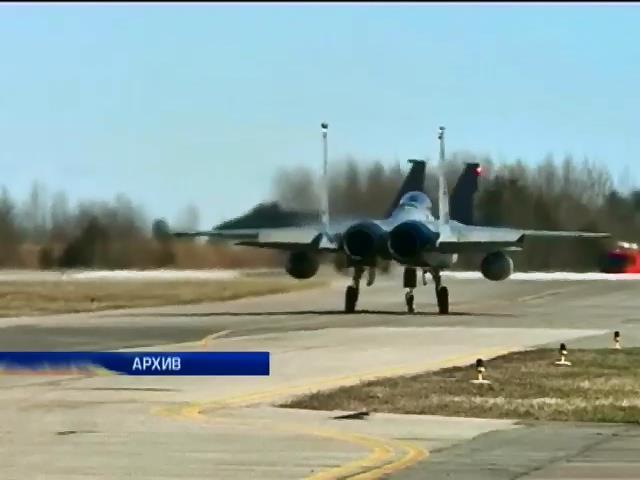 НАТО отправит в страны Балтии свои истребители (видео)