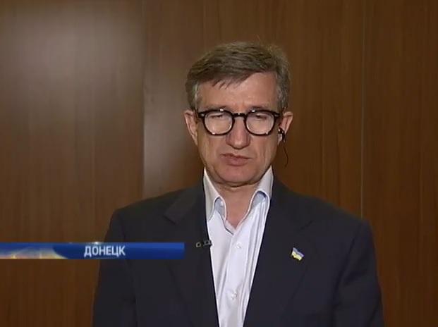 Тарута: Донбасс оказался под ударом, власть должна обеспечить защиту (видео)
