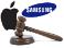 За нарушение патентов Samsung выплатит Apple 120 миллионов долларов