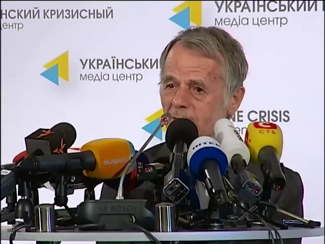 Джемилев: Москва сможет закрыть Меджлис крымскотатарского народа (видео)
