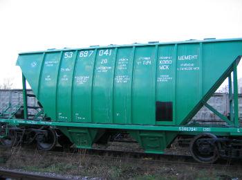 Террористы в Славянске переоборудовали вагоны под бронепоезд