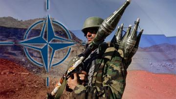 НАТО проводит учения близ российской границы