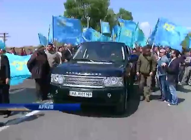 Мустафа Джемилев: Меджлис не прекратит работу при любых обстоятельствах (видео)