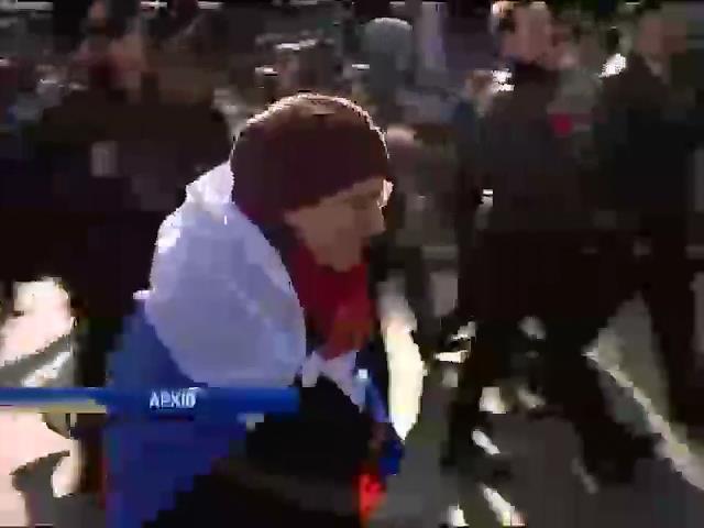 На Черкасчине запретили российскую символику (видео)