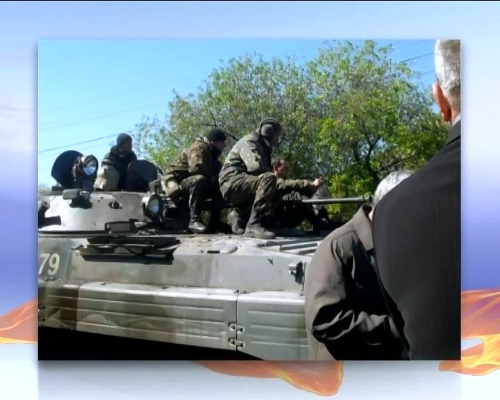 Сепаратисты вновь взяли под контроль мариупольский горсовет (видео)