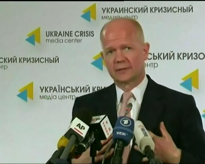 России жаждет сорвать выборы в Украине, - МИД Великобритании (видео)