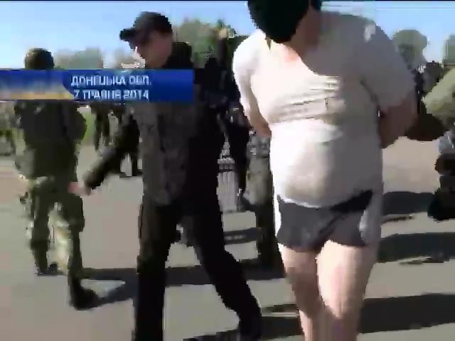 Ляшко предлагает обменять захваченных сепаратистов на Януковича (видео)