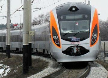 """""""Укрзалiзниця"""" ввела дополнительный поезд на Днепропетровск"""