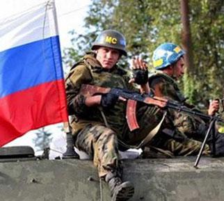 Россия готовит миротворческую операцию в Украине