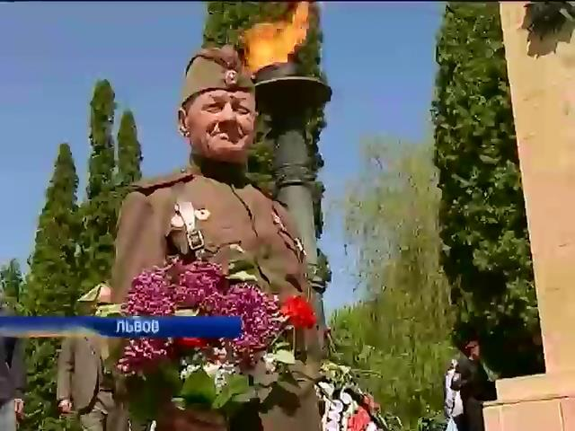 Обзор дня: Украина отмечает День Победы (видео)