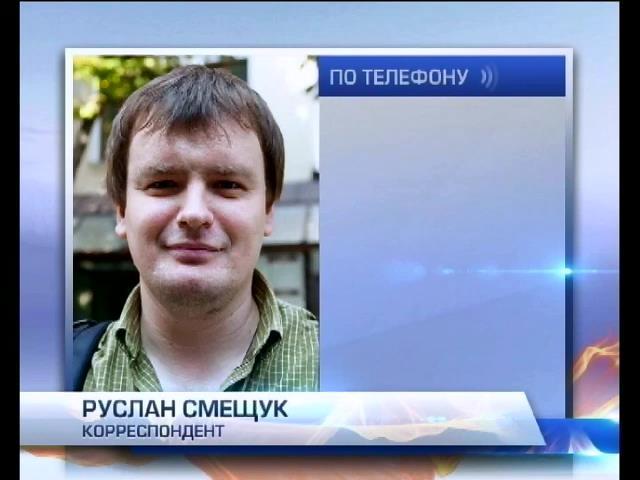 В Донецке террористы разоружили охрану исправительной колонии (видео)