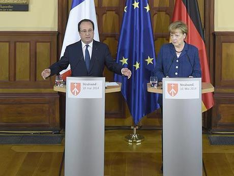 Германия и Франция готовы ввести новые санкции против Путина