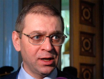 На территории Донецкой и Луганской областей референдума нет, - Пашинский (видео)