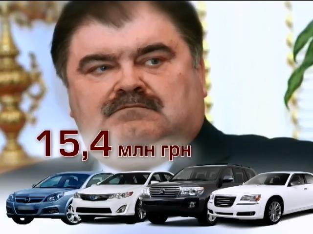 Чиновники Киева собрались разъезжать на авто бизнесс-класса (видео) (видео)