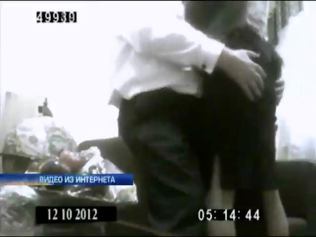 Освобожденный экс-ректор Мельник попал в интимный скандал (видео) (видео)