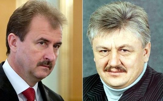 Генпрокуратура хочет освободить Попова и Сивковича от наказания за разгон Майдана (документ)