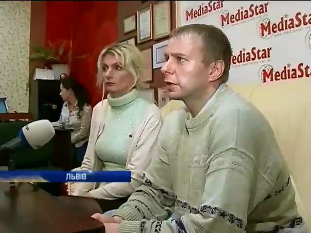 Террористы отпустили на свободу львовского журналиста (видео)