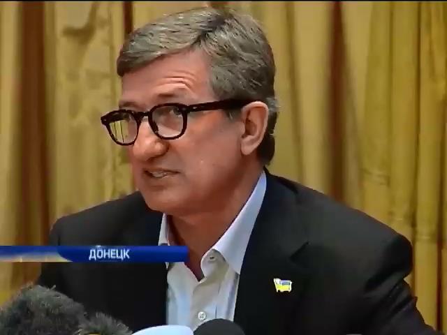 Отделение от Украины грозит жителям Донетчины катастрофой, - Тарута (видео)