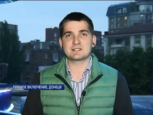 В Донецкой области продолжаются захваты, нападения и убийства (видео)
