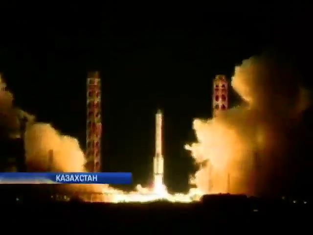 В России произошла авария ракеты на 200 миллионов евро (видео)