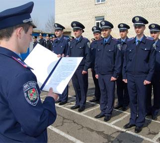 Мэр Луганска создает муниципальную милицию