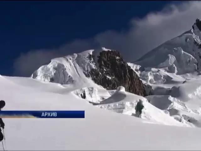 На Эльбрусе нашли погибшего украинского альпиниста (видео)