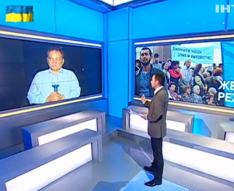 Журналист Осман Пашаев находится в Центральном РОВД Симферополя (видео)