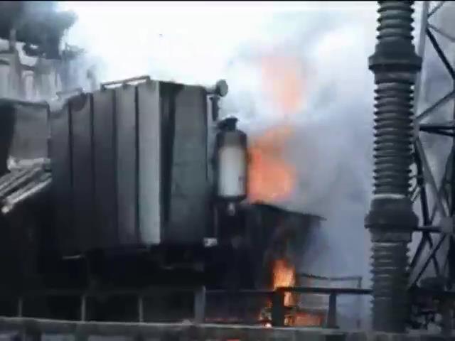 Стахановский ферросплавный завод остается под контролем боевиков (видео) (видео)