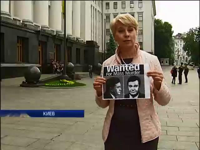Кандидаты в президенты Украины глазами сотника Владимира Парасюка (видео) (видео)