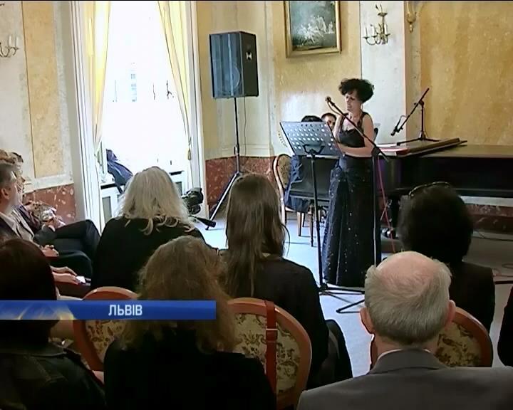 Львовские музыканты собрались на поэтический концерт (видео) (видео)