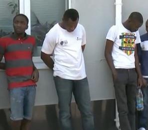 Трое из 20 нигерийцев в Луганске были избиты до шокового состояния (фото)