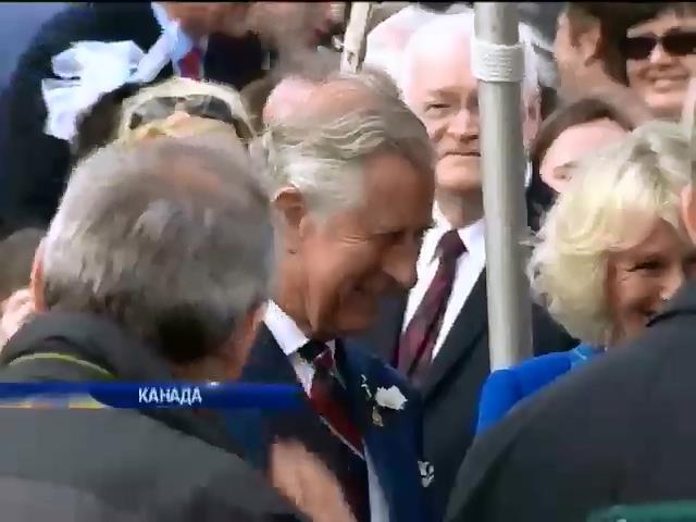 """Мир в кадре: Россия требует объяснить слова принца Чарльза о """"Путине-Гитлере"""" (видео)"""
