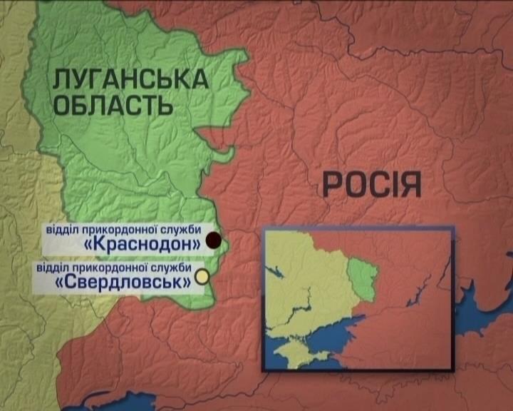 В Луганске неспокойно: Люди разбирают товары в магазинах (видео) (видео)