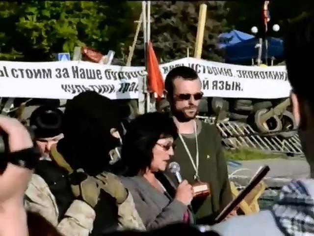 Лидеры луганских сепаратистов опровергли информацию о создании Новороссии (видео)