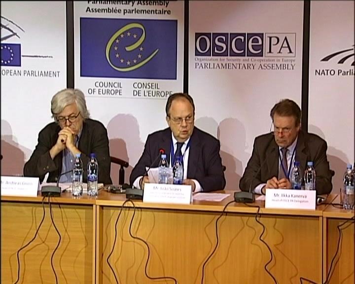 Мадлен Олбрайт и международные наблюдатели не сомневаются в легитимности выборов-2014 (видео)