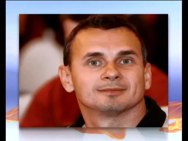 МИД Украины требует отпустить из русского плена украинского активиста Олега Сенцова (видео)