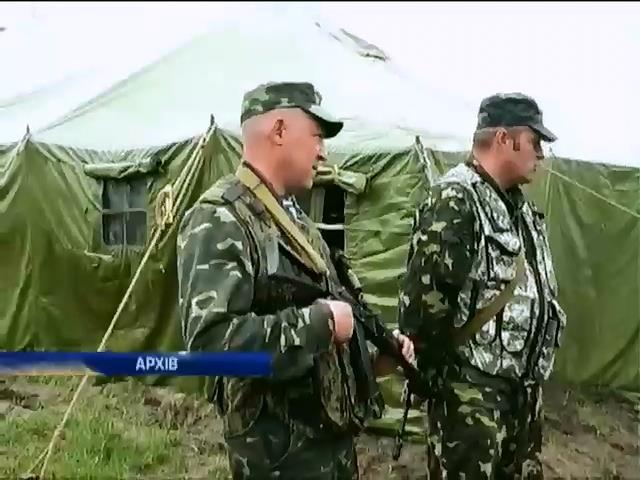 """Нацгвардия ищет добровольцев для батальона """"Донбасс"""" (видео)"""