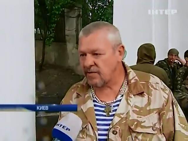 Активисты Майдана отказались разбирать баррикады (видео) (видео)